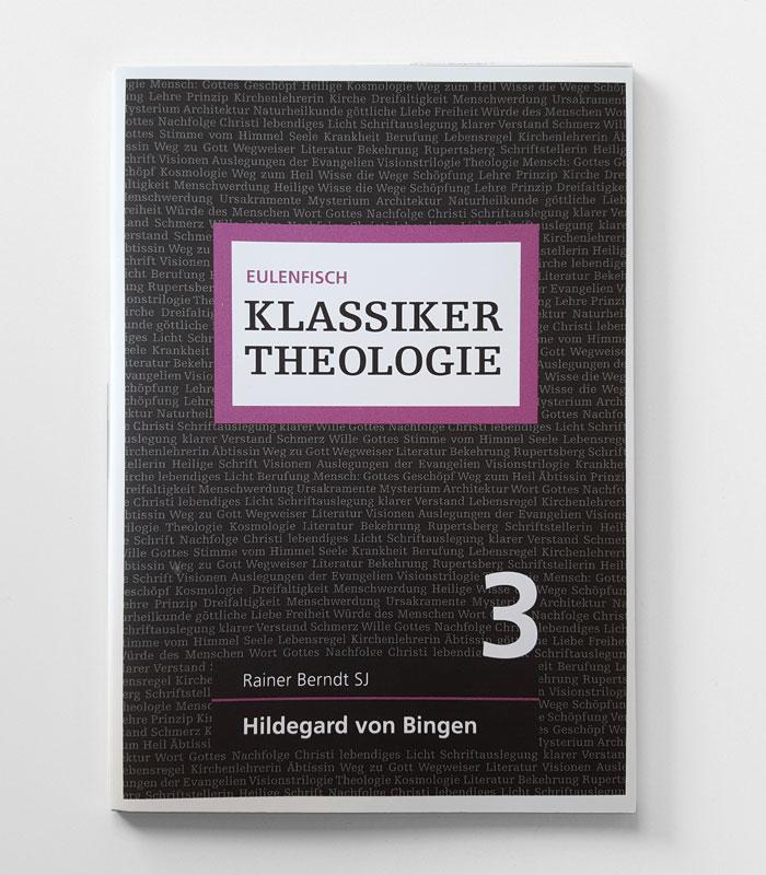 Rainer Berndt SJ: Hildegard von Bingen